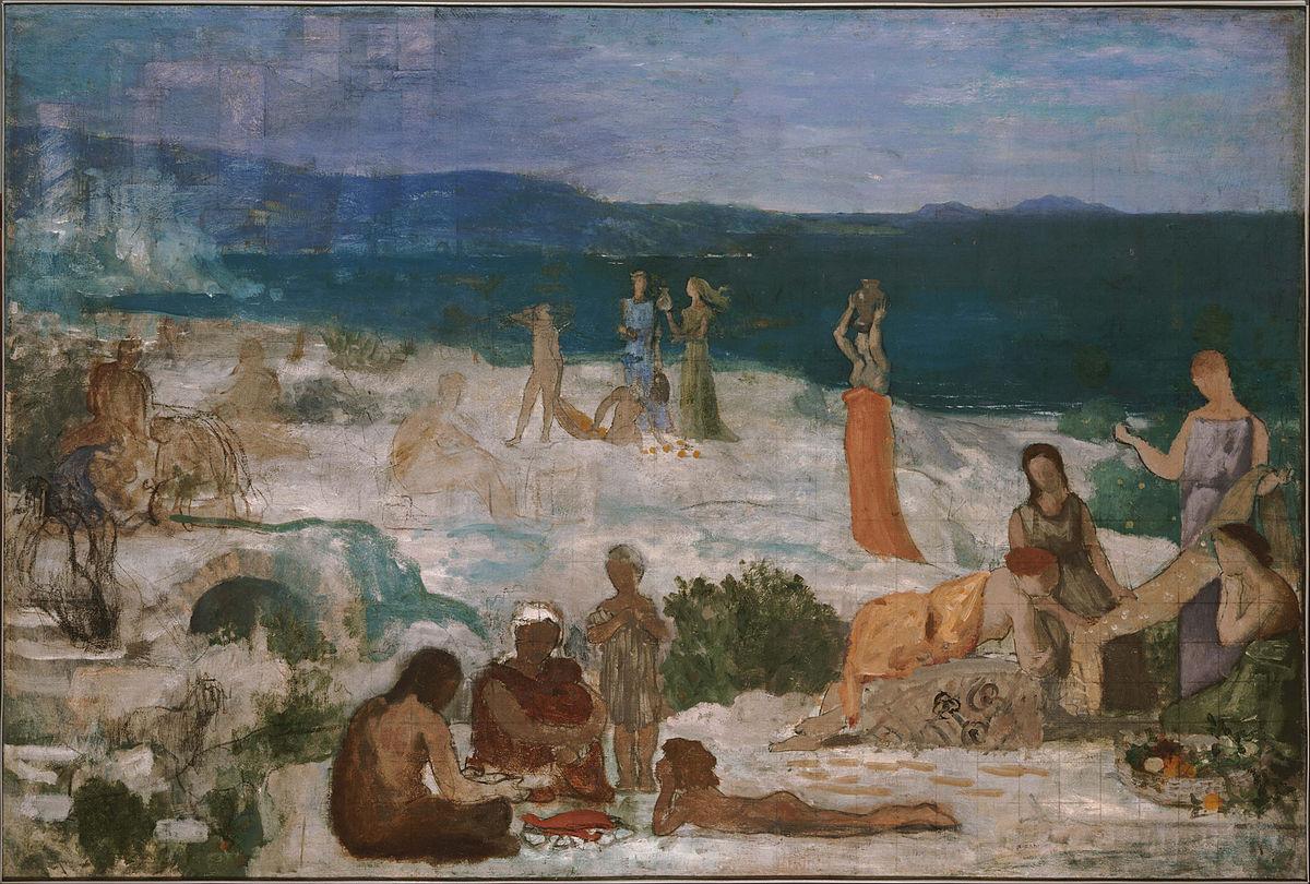 pierre_puvis_de_chavannes_-_massilia_greek_colony_-_google_art_project