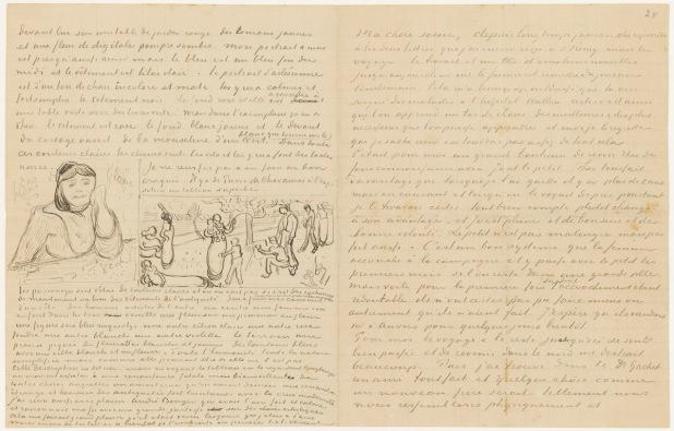Vincent van Gogh aan Willemien van Gogh; 5 juni 1890
