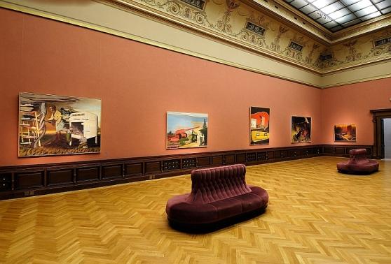 Výstava_-Neo_Rauch-_Neue_Rollen-_(Galerie_Rudolfinum,_2007)