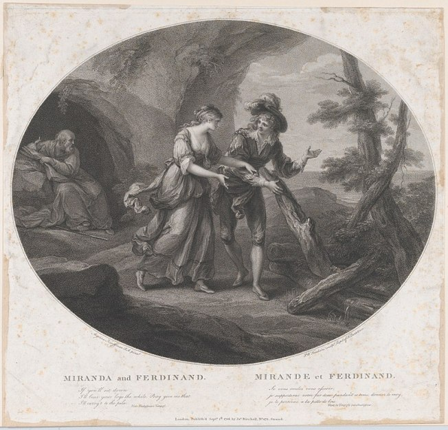 800px-Ferdinand_and_Miranda_(Shakespeare,_The_Tempest,_Act_3,_Scene_1)_MET_DP858683