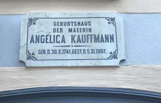 Angelika_Kauffmann_Geburtshaus_Tafel