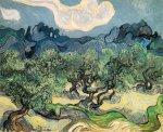 Amerikaanse curatoren ontdekken echte sprinkhaan op schilderij Vincent vanGogh