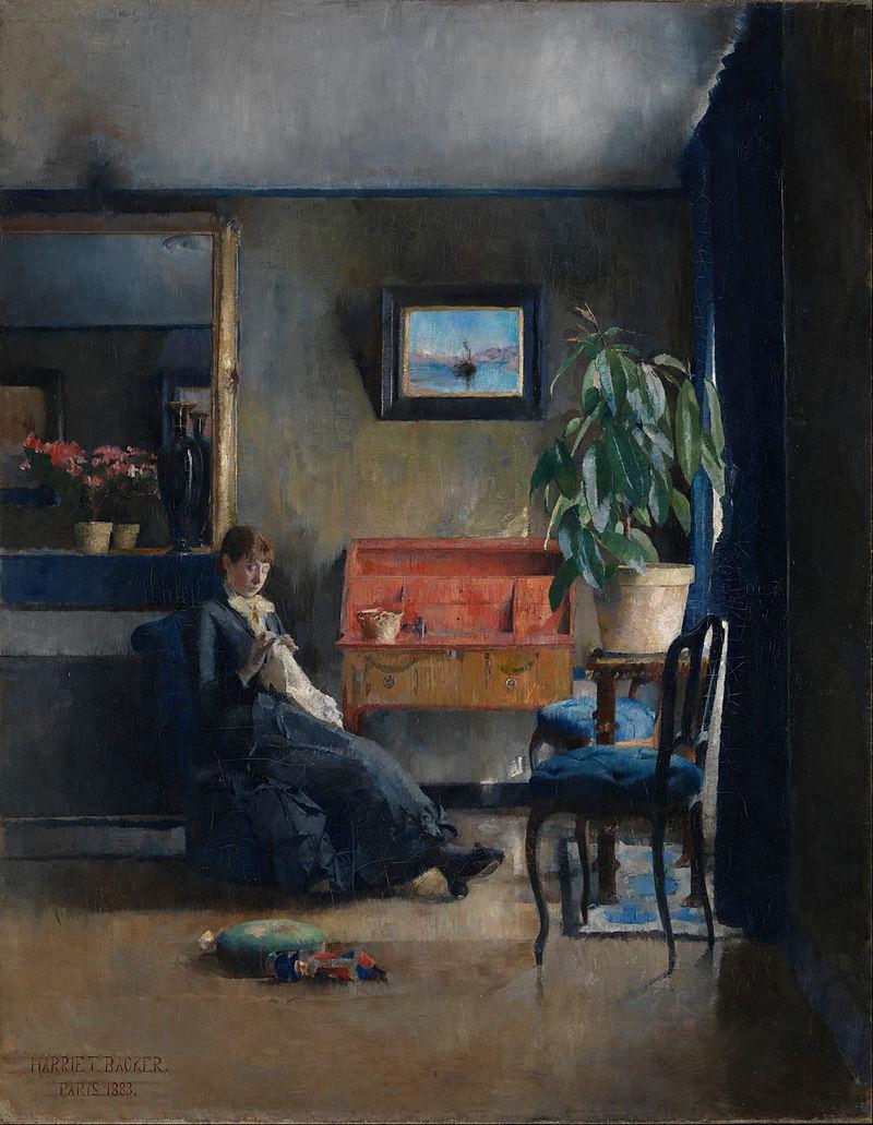 Harriet_Backer_-_Blue_Interior_-_Google_Art_Project
