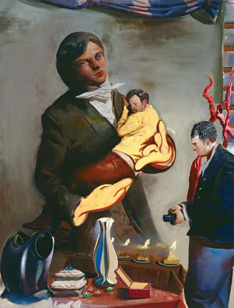 Neo Rauch, Vater, 2007
