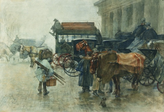 paardenkoetsten-Den-Haag-kunsthandel-Simonis-en-Buunk
