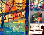 Kate Lycett's landschappen enlantaarns