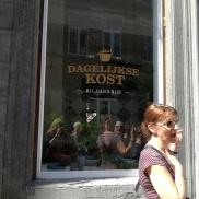 Voormalig woonadres Erasmus,, is nu de opname locatie van het tv programma Dagelijkse kost , in Leuven | Foto: @LiRiAn-Art