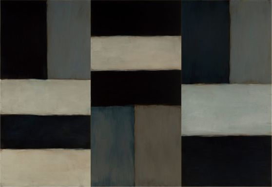 Doric Proteus 2013 © Sean Scully. Courtesy of the artist_preview