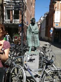 Erasmus standbeeld, Leuven | Foto @LiRiAn-Art