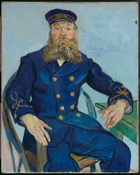 Gogh, Roulin, Boston, MFA lowres