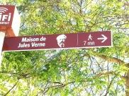 Richting Jules Verne House, Amiens | Foto @LiRiAn-Art