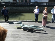 Fiere Margriet, standbeeld, Leuven | Foto @LiRiAn-Art