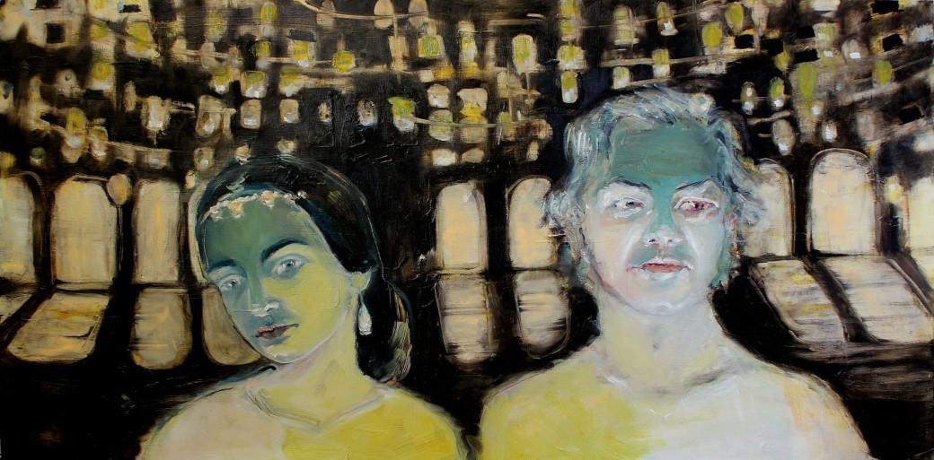 Voeg een beschrijving toe…Clara and RobertMariecke van der Linden