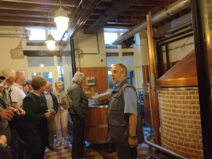 Rondleiding bierbrouwerij Domus