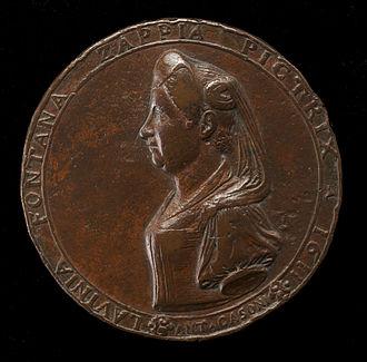 Lavinia_Fontana,_1552-1614,_Bolognese_Painter_obverse