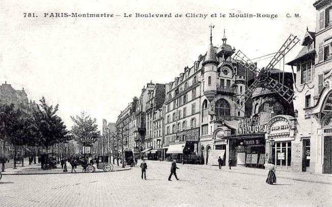 Paris_Montmartre,_Le_Boulevard_de_Clichy_et_le_Moulin-Rouge